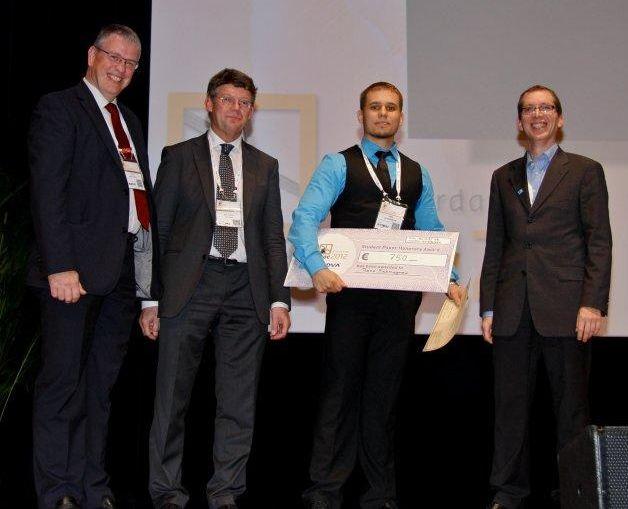 ADVA Prize for Rene Schmogrow